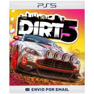 DIRT 5 Year One Edition - PS4 & PS5 Digital
