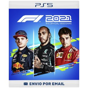 F1 2021 Standard Edition - PS4 & PS5 Digital
