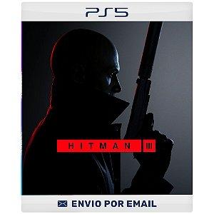 Hitman 3 - PS4 E PS5 DIGITAL