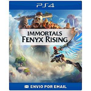 Immortals Fenyx Rising - PS4 & PS5 DIGITAL