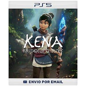 Kena Bridge of Spirits - PS4 & PS5  Digital