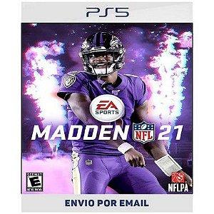 Madden NFL 21 - PS4 & PS5 Digital