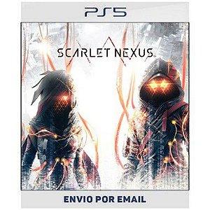 SCARLET NEXUS - PS4 & PS5 Digital