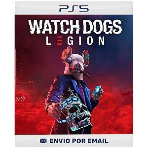 Watch Dogs Legion - Ps4 e Ps5 Digital