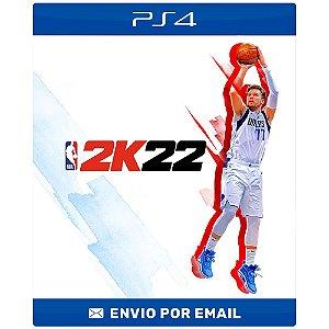 NBA 2K 2022 - Ps4 Digital