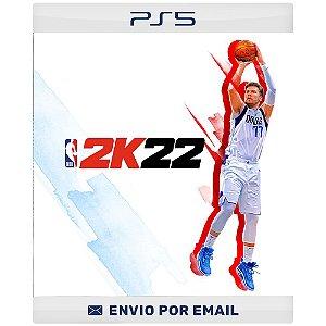 NBA 2K 2022 - Ps5 Digital