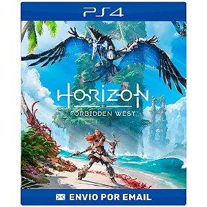 Horizon Forbidden West - PS4 E PS5 Digital