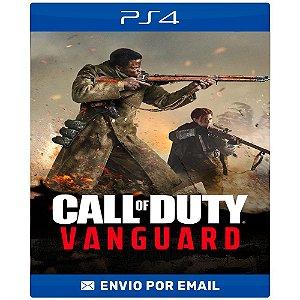 Call of Duty Vanguard - Ps4 e Ps5 Digital