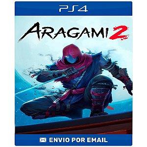 Aragami 2 - PS4 E Ps5 Digital