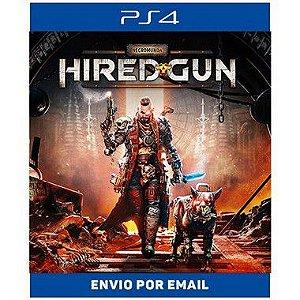 Necromunda Hired Gun - PS4 & PS5 Digital