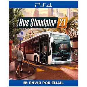 Bus simulator 2021 - Ps4 Digital