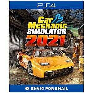 Car Mechanic Simulator 2021 - PS4 E PS5 Digital