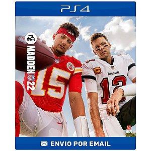 Madden NFL 22 - PS4 Digital