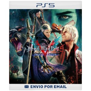 Devil May Cry 5 Special Edition - PS5 Digital