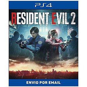 Resident evil 2 remake - Ps4 Digital