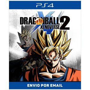 DRAGON BALL XENOVERSE 2 - Ps4 Digital