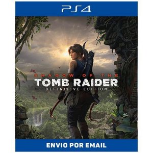 Shadow Of The tomb Raider - Ps4 Digital