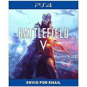 Battlefield 5 - Ps4 e Ps5 Digital