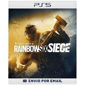Rainbow six siege - Ps4 Digital