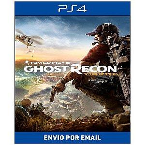 Ghost recon Wildlands - Ps4 Digital