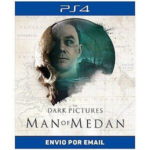 Man of Medan - Ps4 Digital