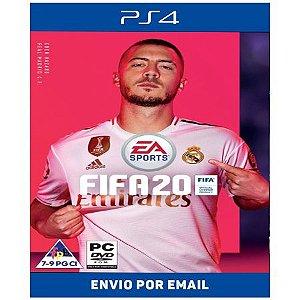 FIFA 2020 - Ps4 e Ps5 Digital