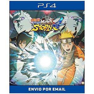 Naruto storm 4 - Ps4 Digital