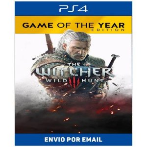 The Witcher 3 Complete Edition - Ps4 Digital