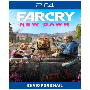 Far cry New Dawn - Ps4 Digital