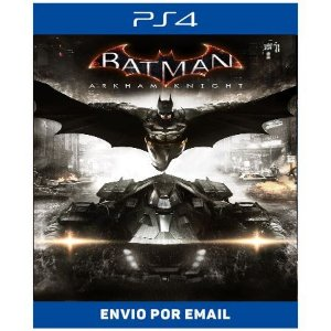 Batman arkham knight - Ps4 Digital