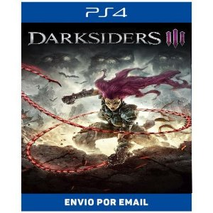 Darksiders 3 - Ps4 Digital