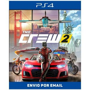 THE CREW 2 - Ps4 Digital