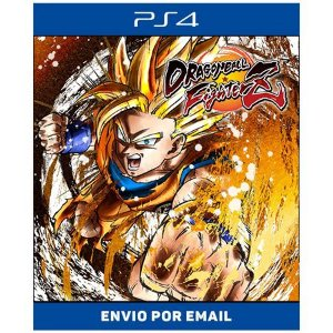 DRAGON BALL FIGHTER Z - Ps4 Digital