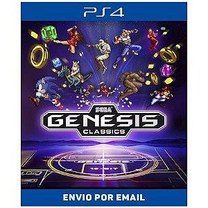 Sega Genesis - Ps4 Digital