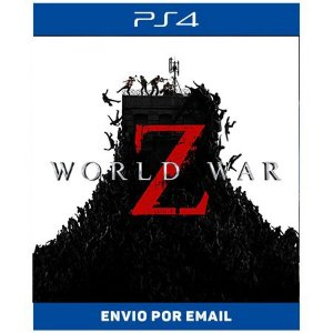 World war Z- Ps4 Digital