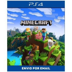 Minecraft - Ps4 Digital