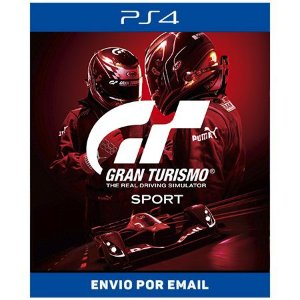 GRAN TURISMO - PS4 Digital