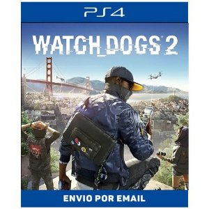 Watch Dogs 2 - Ps4 Digital