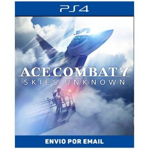 Ace Combat 7  Skies unknown - Ps4 Digital