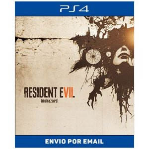 Resident evil 7 - Ps4 Digital