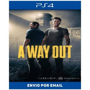 A way out - Ps4 e Ps5 Digital