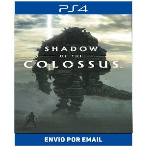 Shadow of the colossus - Ps4 Digital
