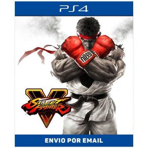 Street fighter 5 - Ps4 Digital