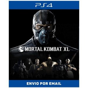 Mortal kombat XL - Ps4 Digital