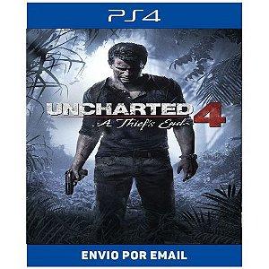 Uncharted 4 - Ps4 Digital