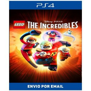 Lego incriveis - Ps4 Digital
