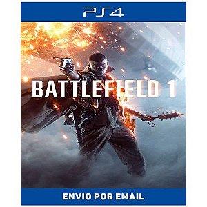 Battlefield 1 - Ps4 e Ps5 Digital