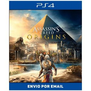 Assassins creed Origins - Ps4 Digital