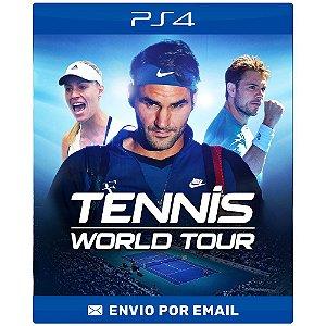 Tennis world tour - Ps4 e Ps5 Digital