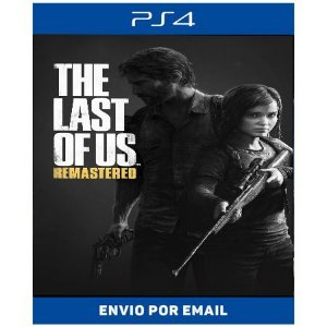 The last Of us - Ps4 Digital